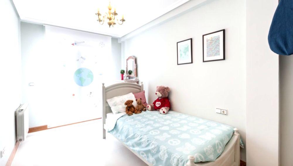 El nuevo dormitorio infantil de Maite en Decogarden