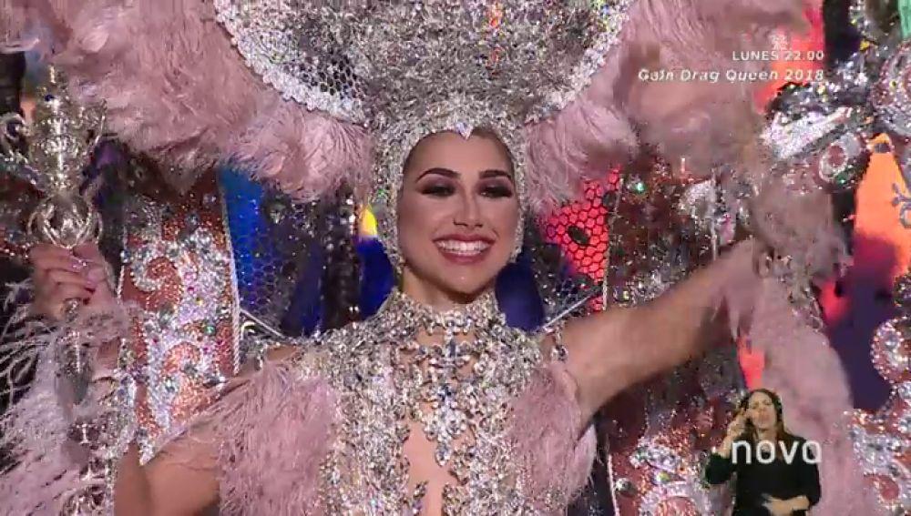 gana la gala Reina del Carnaval de Gran Canaria