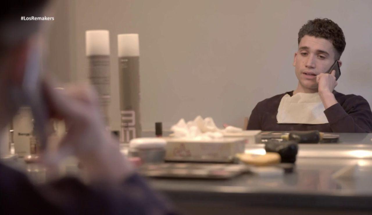 Jaime Lorente recibe la noticia de que 'Los Remakers' versionarán 'La casa de papel'