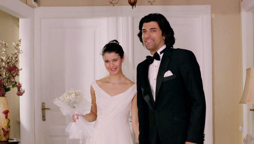 Kerim y Fatmagül, preparados para el 'Si, quiero'