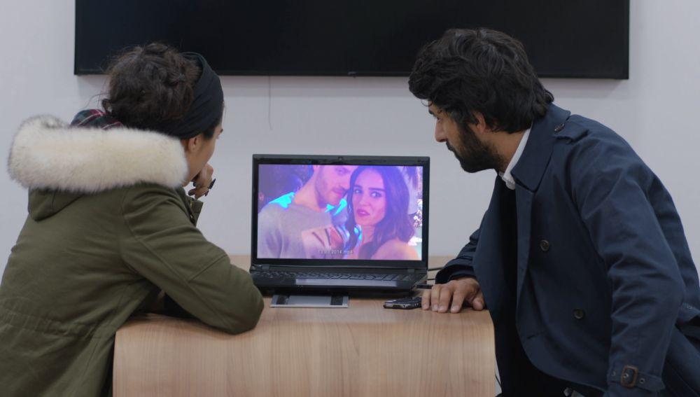 Ömar descubre que Nilüfer tuvo una relación con Mert