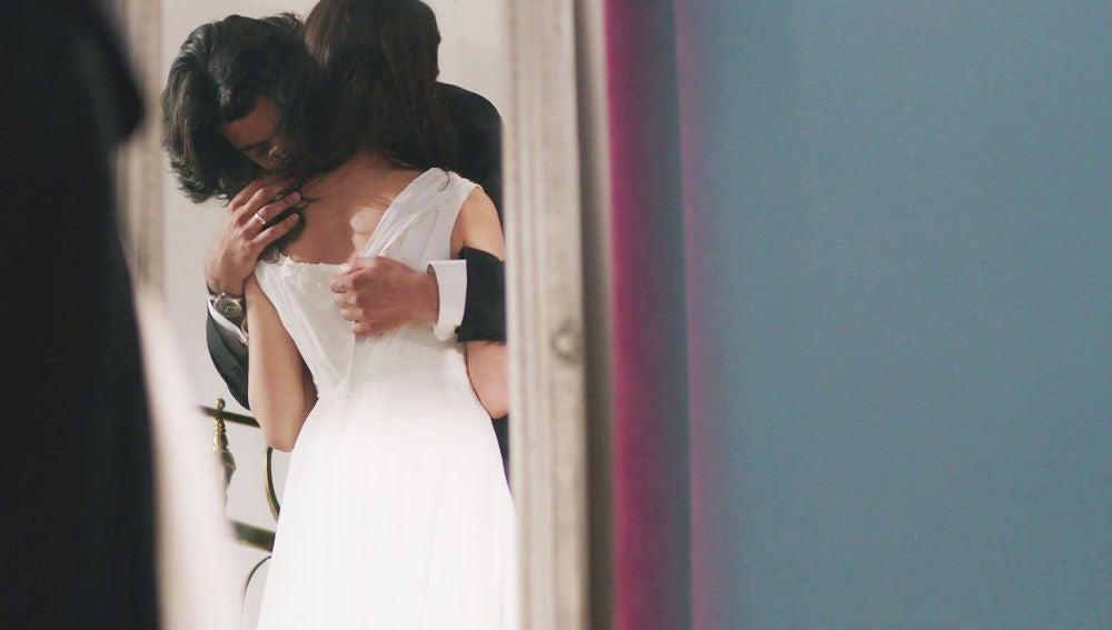 Drama y pasión en la noche de boda de Kerim y Fatmagül