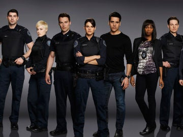 'Rookie blue', sábados y domingos en Nova