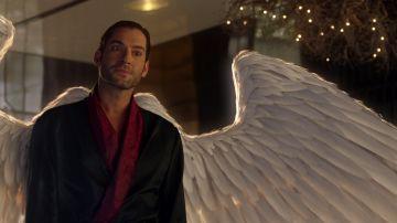 Lucifer quiere que alguien le corte las alas