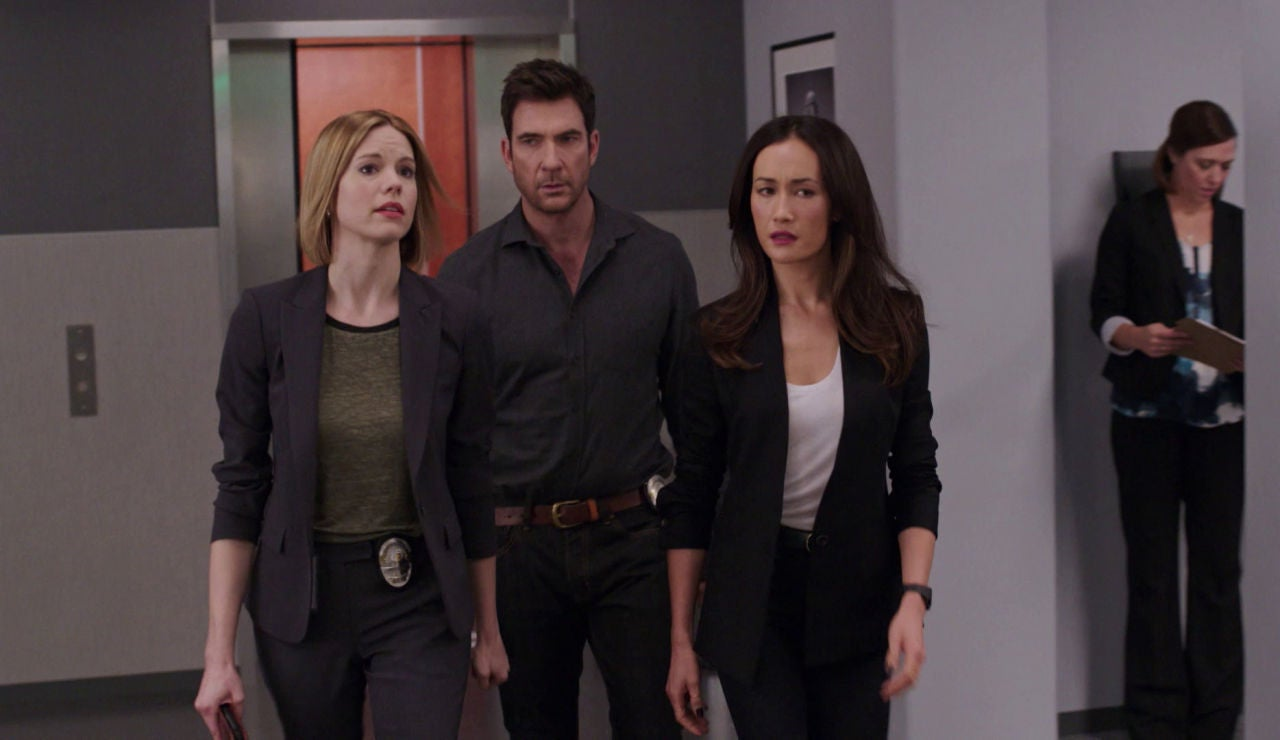 Beth, Jack y Janice dudan sobre quién es la verdadera víctima del 'stalker