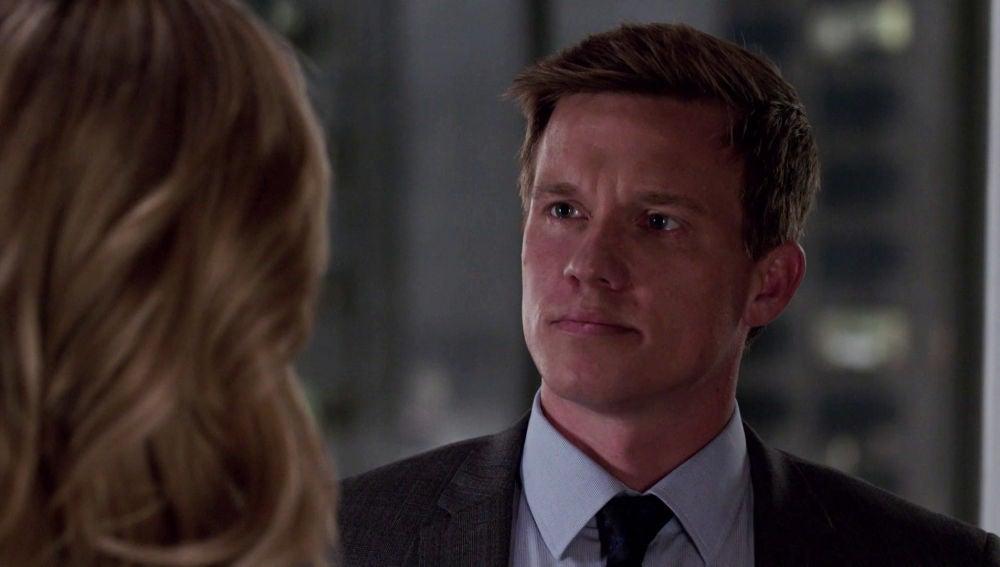 """La relación de Amanda y Trent se complica por la presencia de Jack: """"Me voy a alejar una temporada, Amanda"""""""
