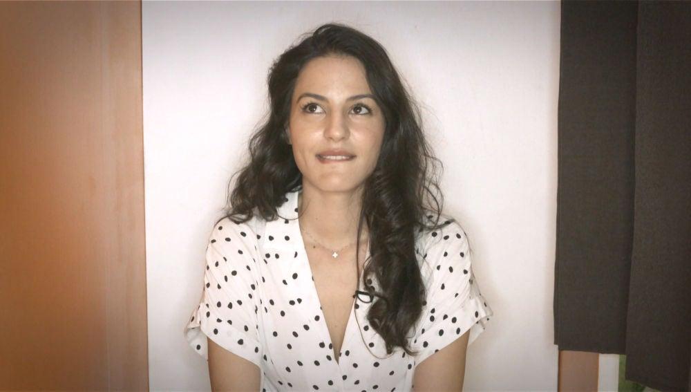 Descubre en qué serie actual le encantaría actuar a Jana Pérez