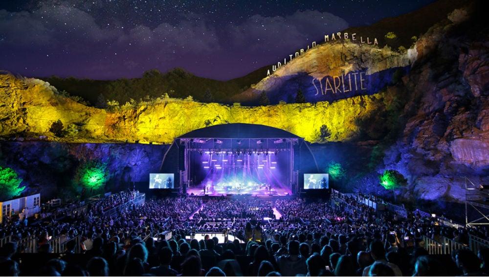 Vive la gala Starlite Festival en Nova