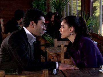 Ezel pide a Eysan que deje a Cengiz por él