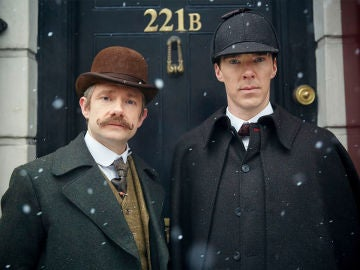 Sherlock - Especial - Sherlock, la novia abominable