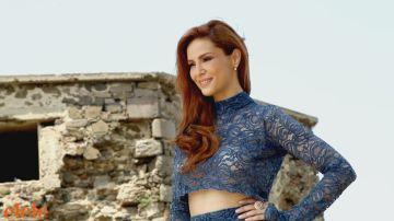 Mine Tugay (Ender en Medcezir), la Angelina Jolie de Turquía