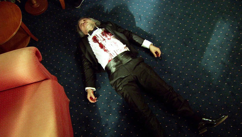 Cengiz dispara a Ali y es probable que haya muerto