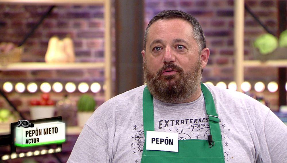 "Pepón Nieto: ""Lucía Gil es muy chunga"""
