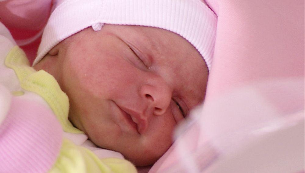 Narin tiene a su bebé