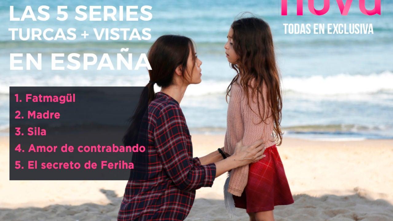 Las Series Turcas Más Vistas En España Están En Nova