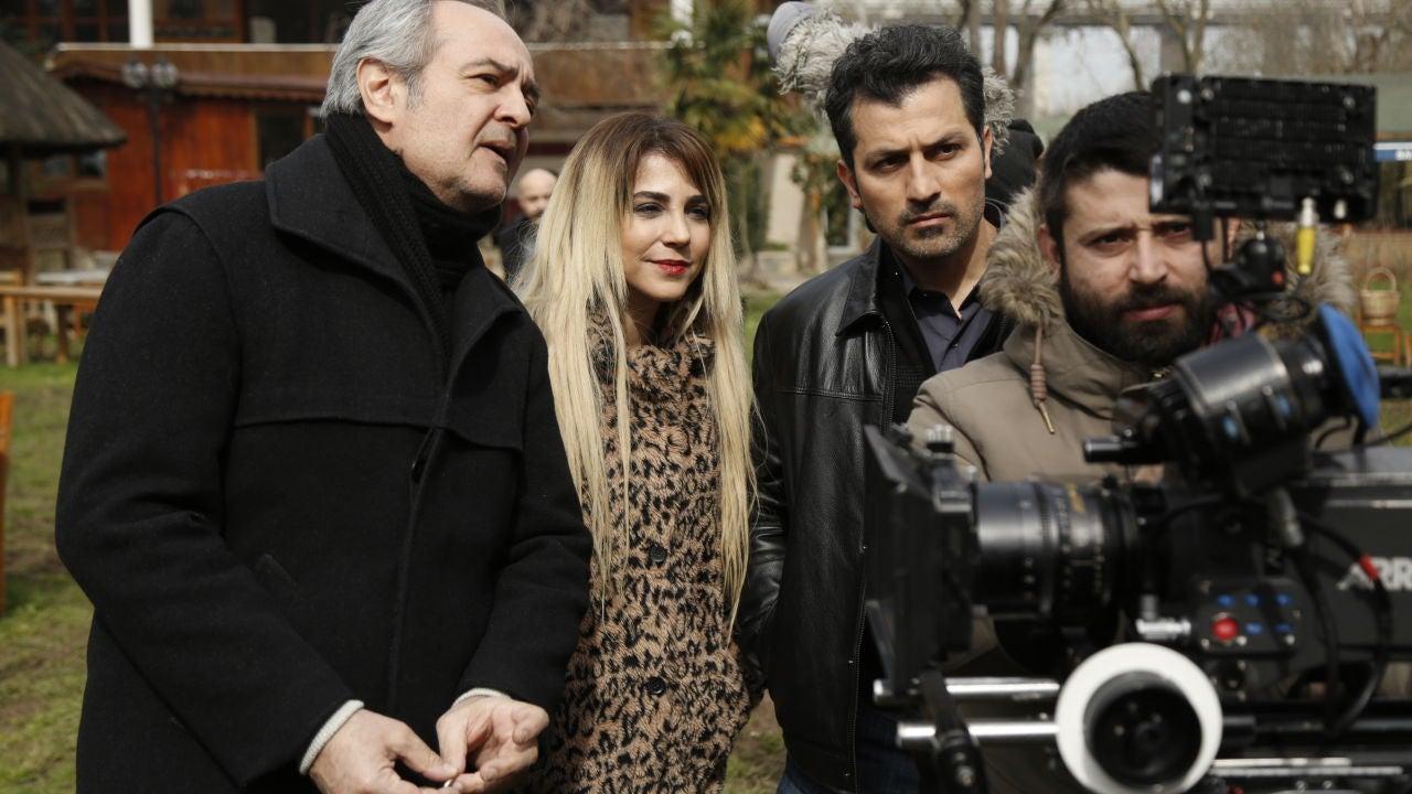 Nos Colamos En El Rodaje De 'Mujer', La Nueva Serie Turca