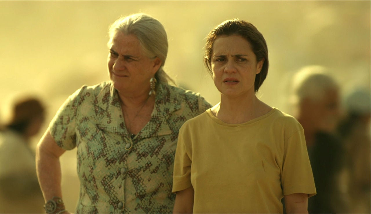 Mamá Lucinda y Carmina
