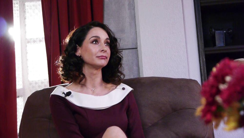 "Susana González: ""Mi familia es mi motor"""