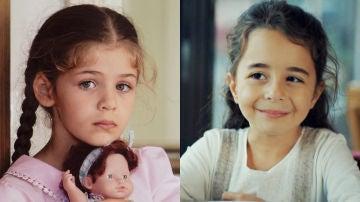 Elif y Melek, dos pequeñas de telenovela