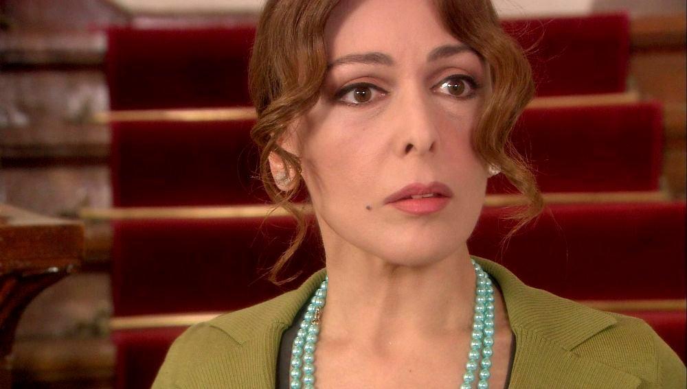 Bither descubre la carta de la señorita Deniz