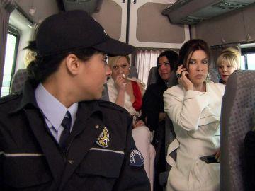 Fatma, detenida por hacer apuestas