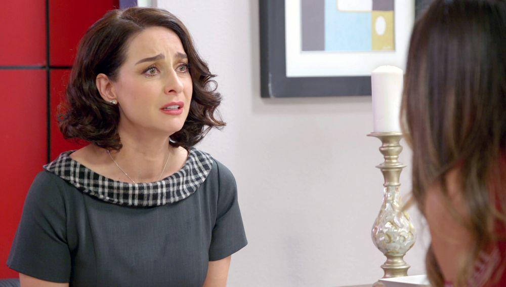 Susana cuenta su gran secreto a Julieta