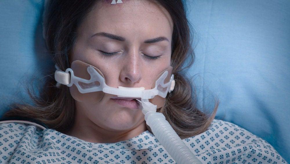 Julieta en coma