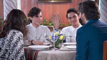 Aris y Temo anuncian que se van a casar