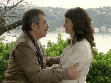 Adnan descubre que Bihter está embarazada