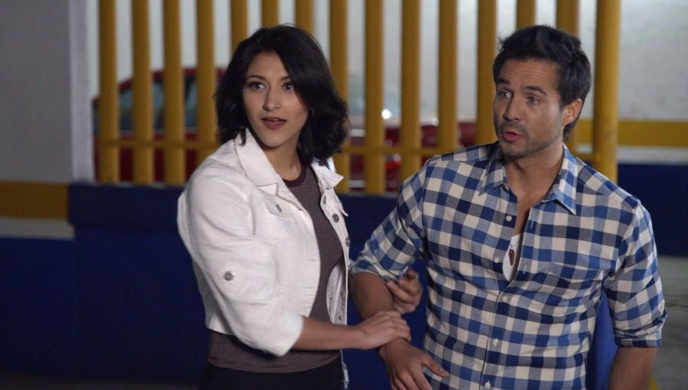 Dalia y Ramón