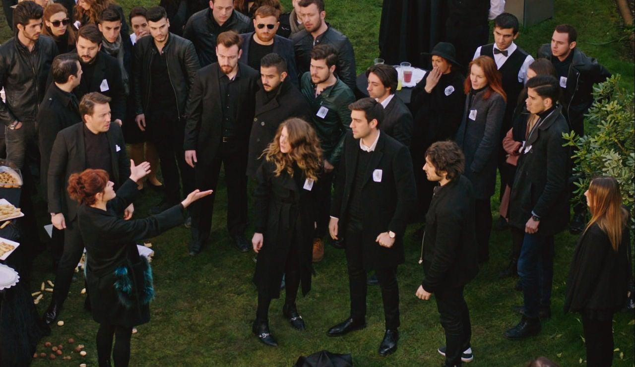 Funeral de los Egemen