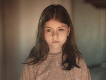 Zeynep cuando era pequeña