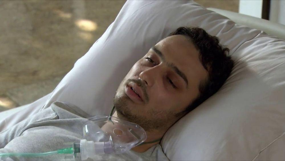 Besir le cuenta toda la verdad a Adnan instantes antes de morir
