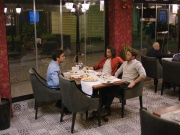 Cena de los Egemen