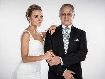 Michel Brown y Angelique Boyer responden al estreno de 'Amar a muerte' en Nova