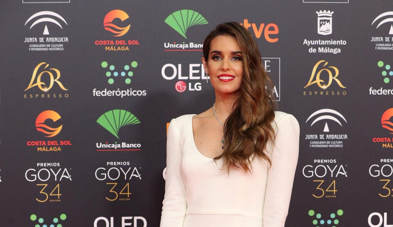 Ona Carbonell, también de blanco para los Goya