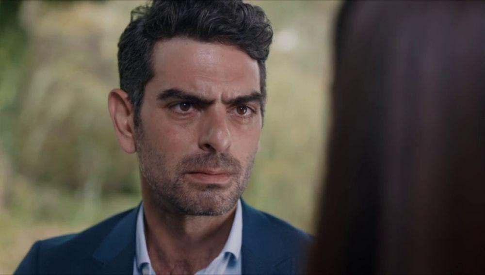 """Vedat, a Nefes: """"Si quieres despedirte de Yigit llámame porque nos iremos mañana"""""""