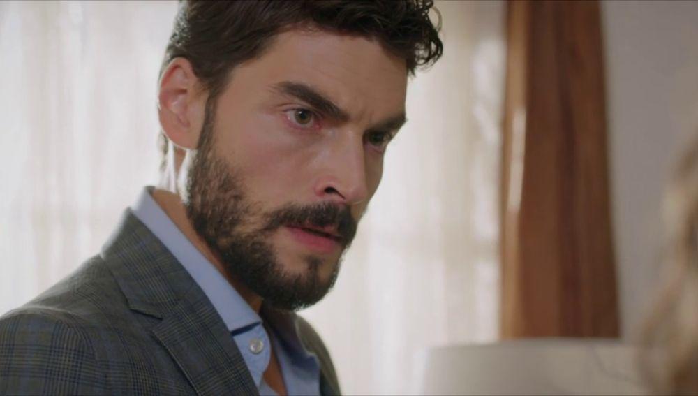 """Miran, a Reyyan: """"No volverás a ver a tu padre"""""""