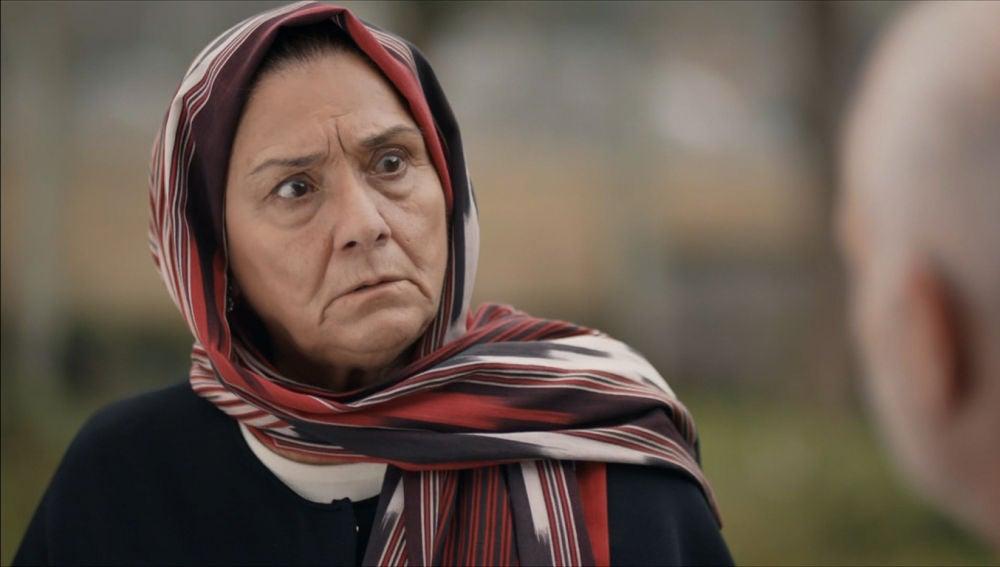 La madre de Tahir y Mustafa