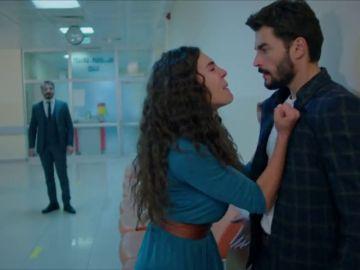 """Reyyan, a Miran: """"Has sido tú, querías que mi padre muriera"""""""