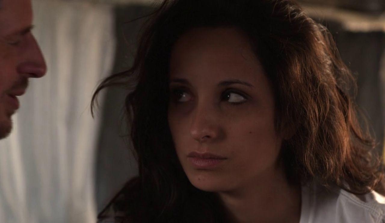 Sarah cada vez más molesta con Andreas por su relación con Emily