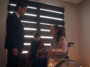 Vedat a Nefes y Yigit: ''No voy a perdonar lo que me habéis hecho''