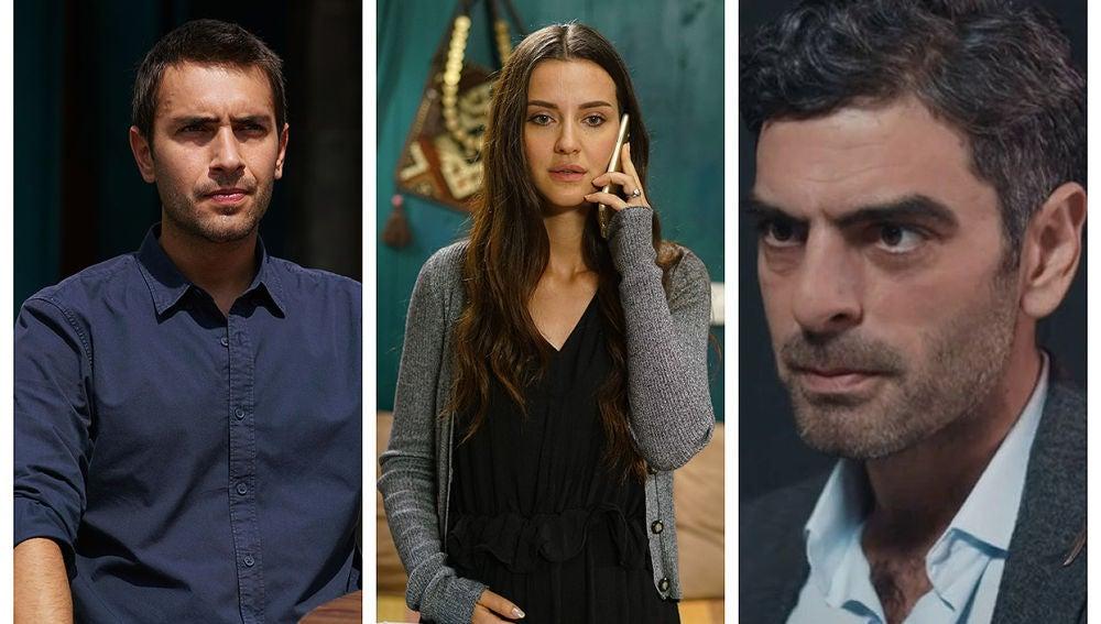 Tahir, Nefes y Vedat