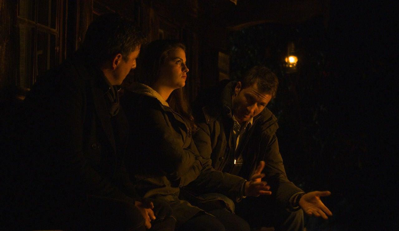 Hans, Martin y Lily