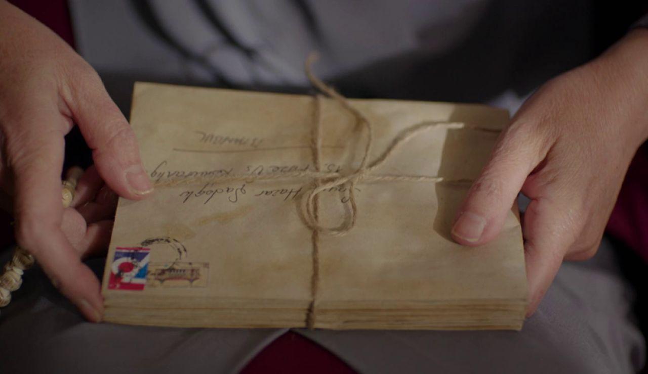 """Azize: """"Le daré las cartas a Miran cuando mate a su propio padre"""""""