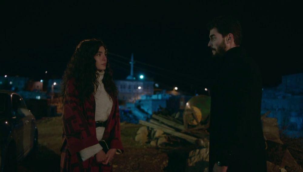 La discusión más intensa entre Miran y Reyyan