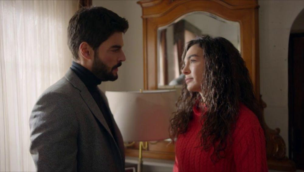 Miran descubre que Reyyan no quería divorciarse, ¿querrá él?