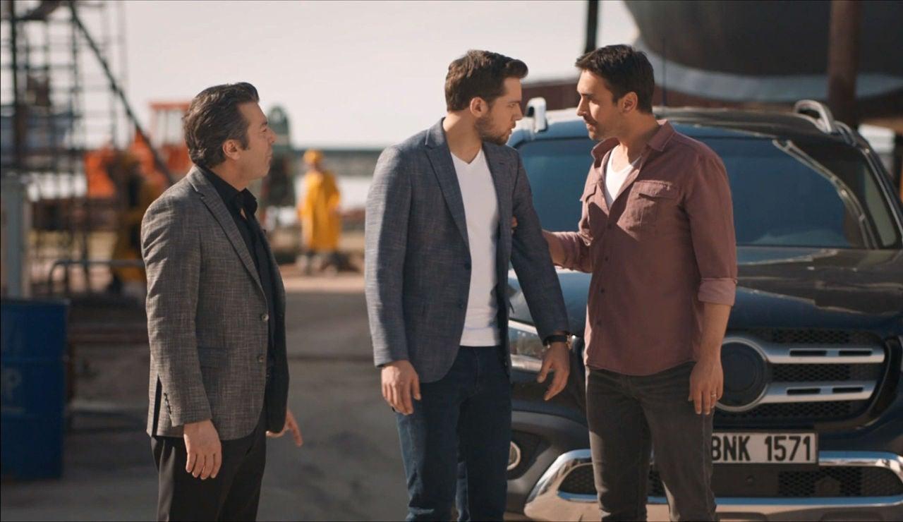Tahir busca a Murat