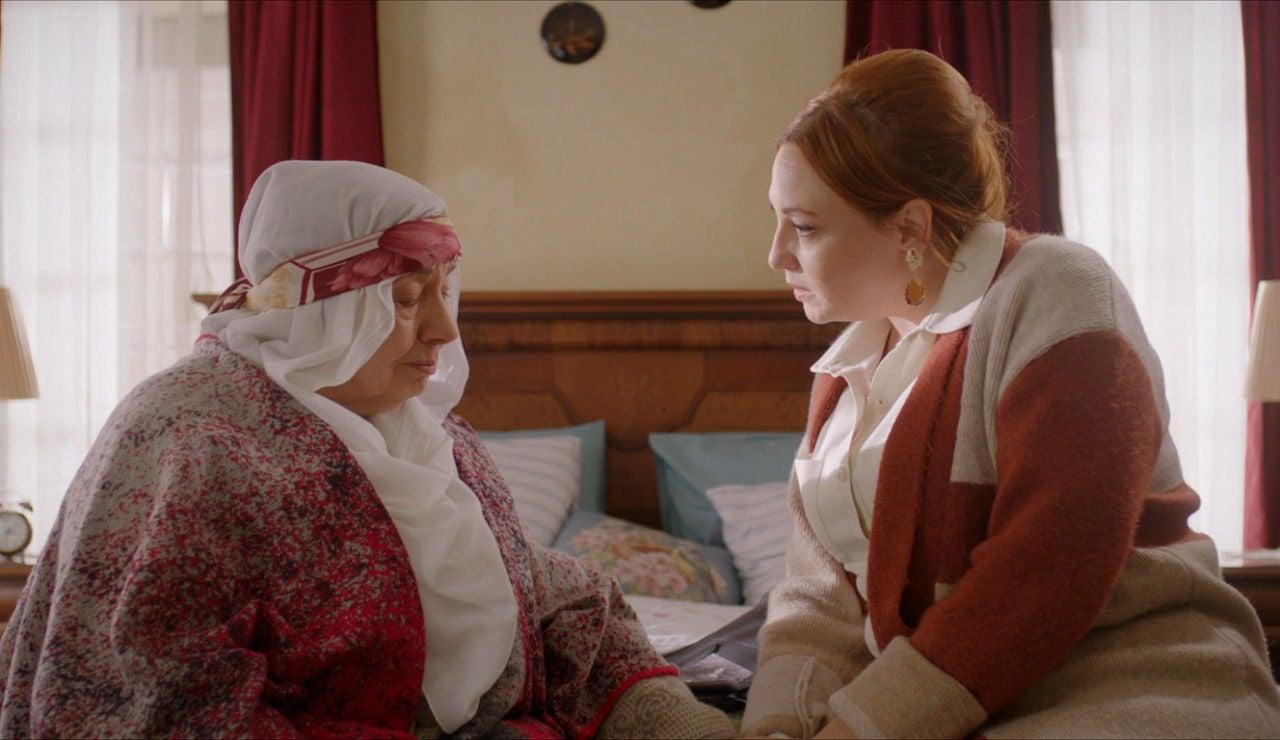 Sultan aconseja a Sukran