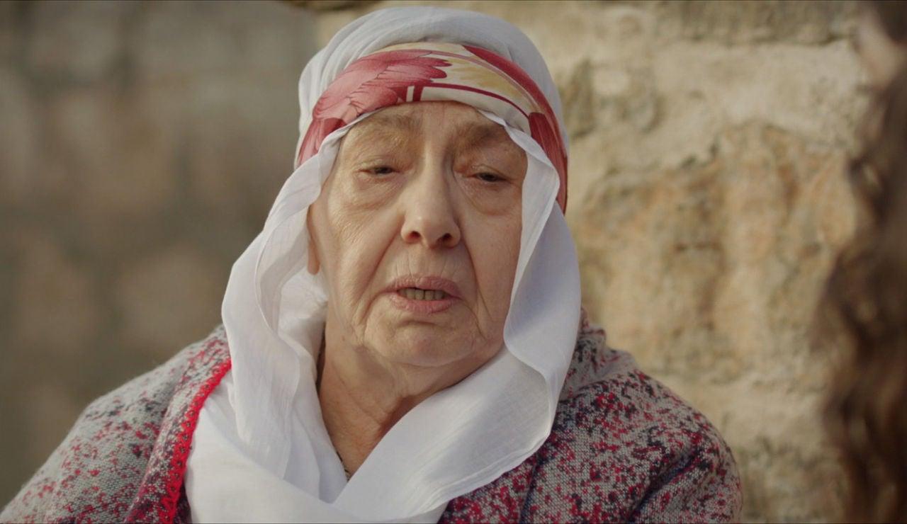 Sükran, la abuela de Miran
